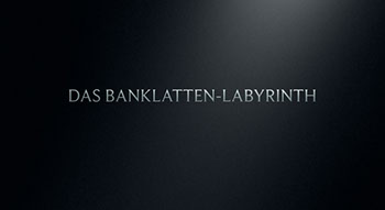 Film Trailer-Video Banklatten Labyrinth